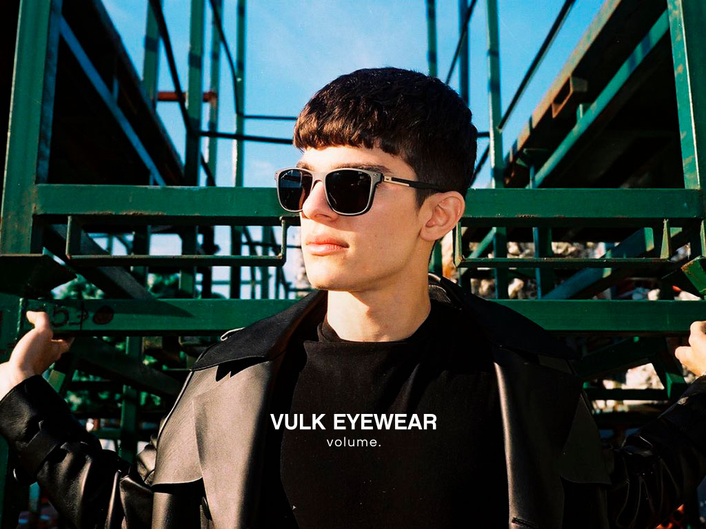 Amplify your self - Vulk Eyewear