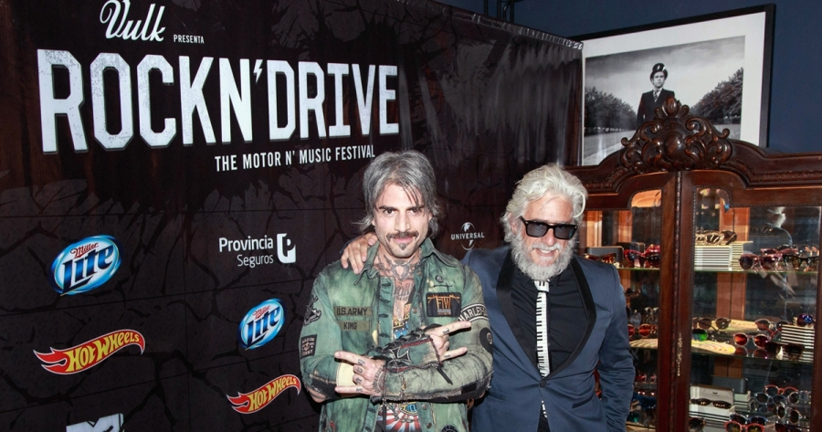 Rock N' Drive Press Conference